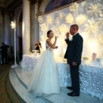 Wedding Lighting at the Tremont Plaza