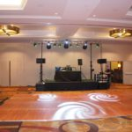 professional sound system and stage lighting in Baltimore MD