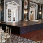 Biljax stage rental Belvedere Hotel
