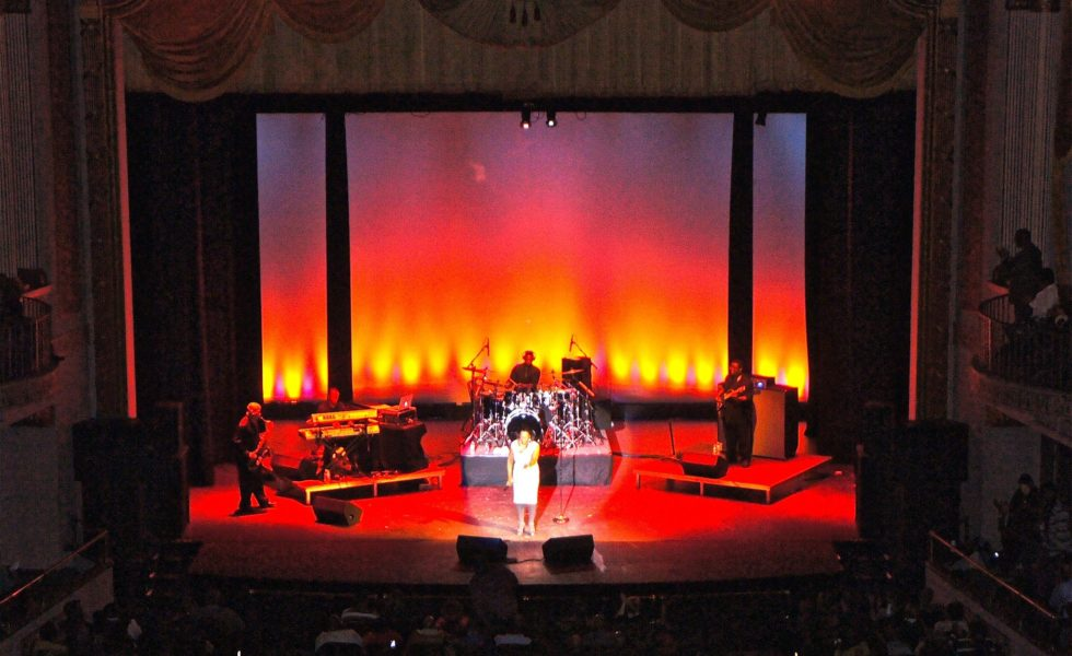 Maryland Pro Audio and Staging rental company