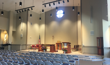 Church A/V Installation