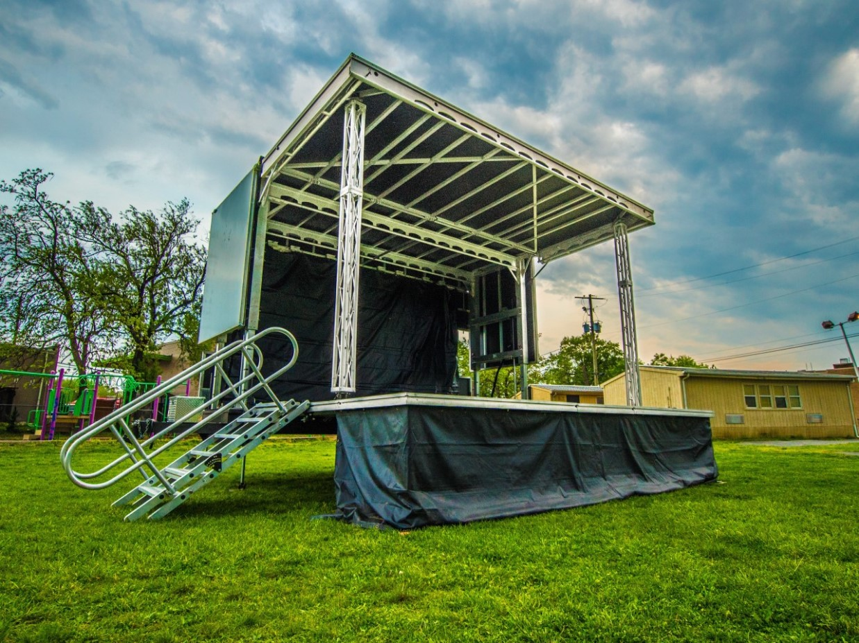 Stage Rental | Modular Deck and Mobile Staging | Klassic