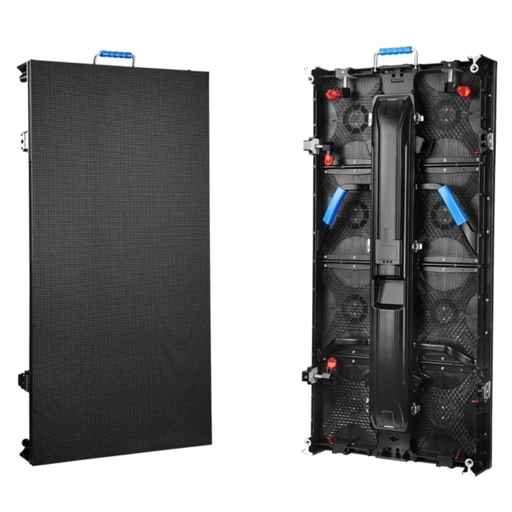 Smart pro 3.9mm individual LED Video Wall panel available in the Klassic sound and stage rental inventory.