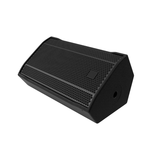 stage wedge monitor 3d rendering.